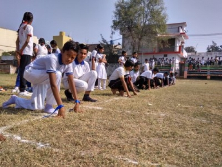 ANNUAL SPORT DAY 17-18